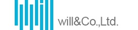 will&Co.,Ltd.